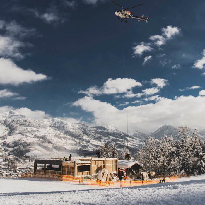 Mastercard VIP Lounge Kitzbühel