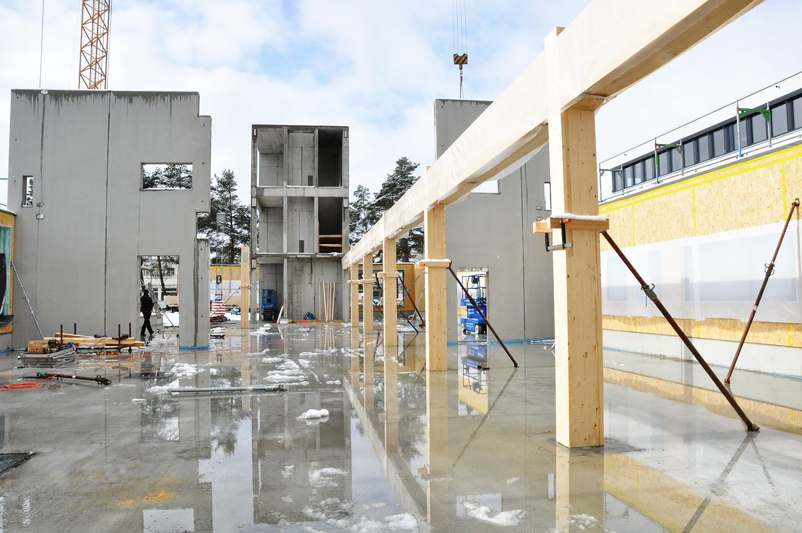 Bureau Haut Bois : Constructions bois génie civil knapp verbinder