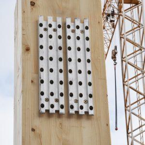 Holz-Holzanschluss